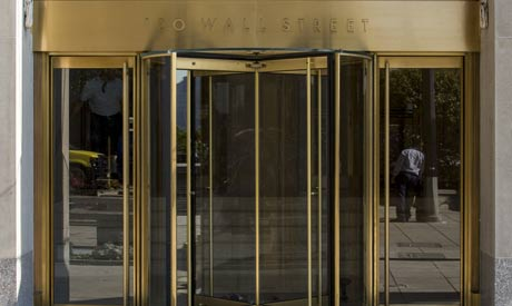 120 Wall Street Building Entrance