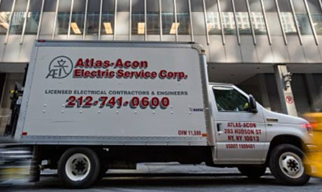atlas-acon work truck
